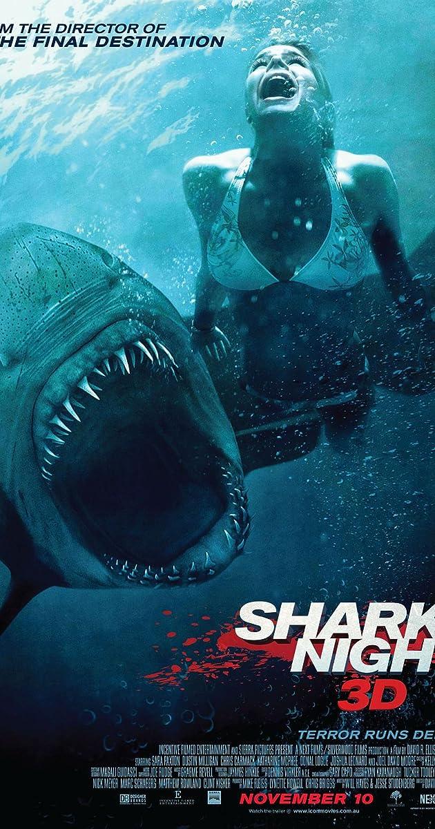 Subtitle of Shark Night 3D