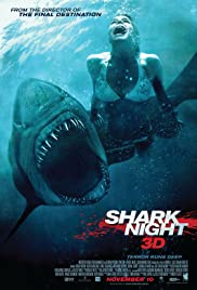 Shark Night (2011) Poster - Movie Forum, Cast, Reviews