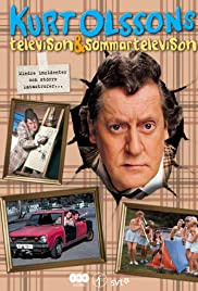 Kurt Olssons television Poster