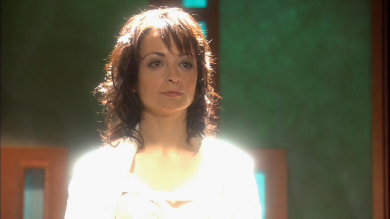 Sarah Strange in Stargate SG-1 (1997)