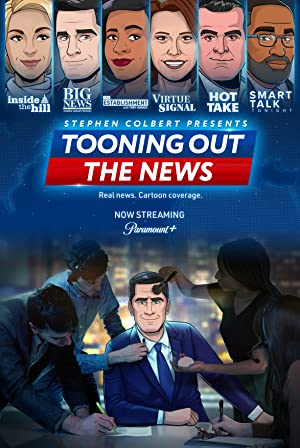 Where to stream Tooning Out the News