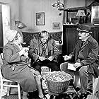 Ludek Sobota, Jirí Sovák, and Stella Zázvorková in Co je doma, to se pocítá, pánové... (1980)