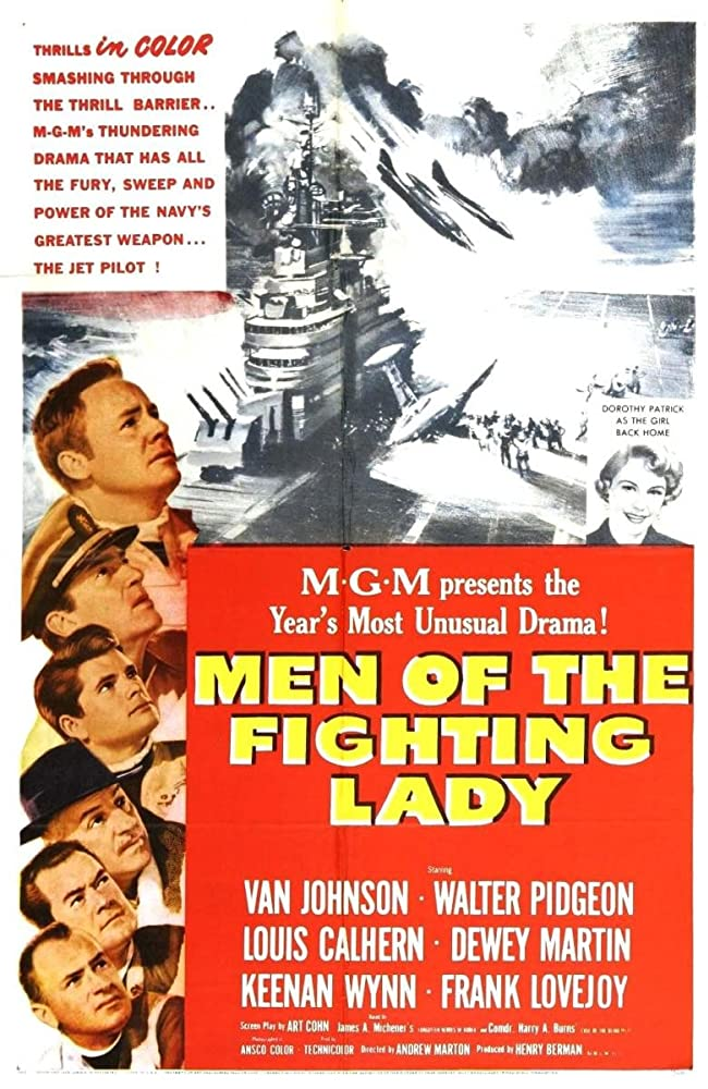 Men of the Fighting Lady (1954)