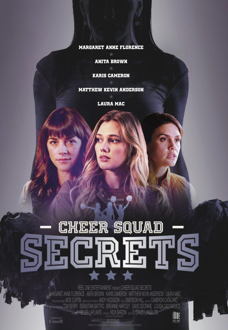 Cheer Squad Secrets streaming vf