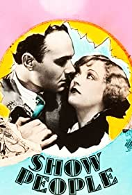 Marion Davies and William Haines in Show People (1928)