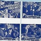 Joseph W. Girard, Russell Gleason, John Ince, Jack La Rue, and John Merton in A Tenderfoot Goes West (1936)