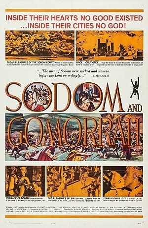 Where to stream Sodom and Gomorrah