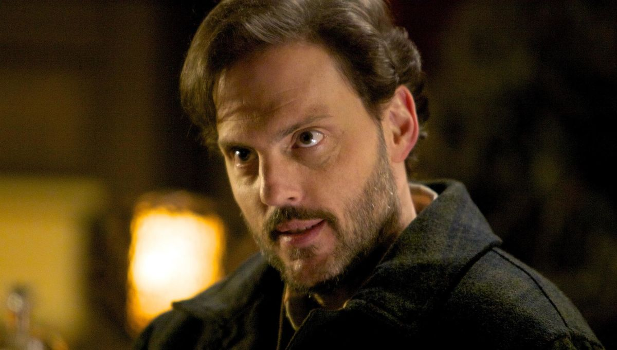 Silas Weir Mitchell in Ethan and Alan (2002)