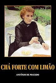 Chá Forte com Limão Poster