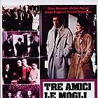 Gérard Depardieu, Ludmila Mikaël, Yves Montand, Michel Piccoli, and Serge Reggiani in Vincent, François, Paul... et les autres (1974)