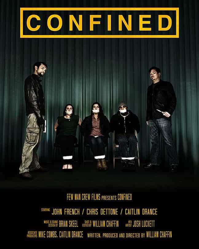 Confined (2019)