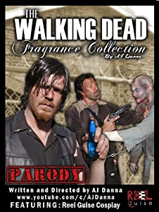 The Walking Dead Fragrance Collection by none