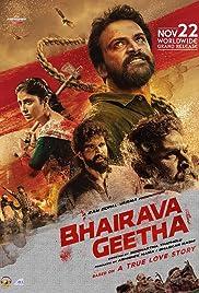 Bhairava Geetha Poster