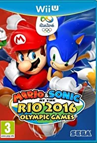 Primary photo for Mario & Sonic at the Rio 2016 Olympic Games