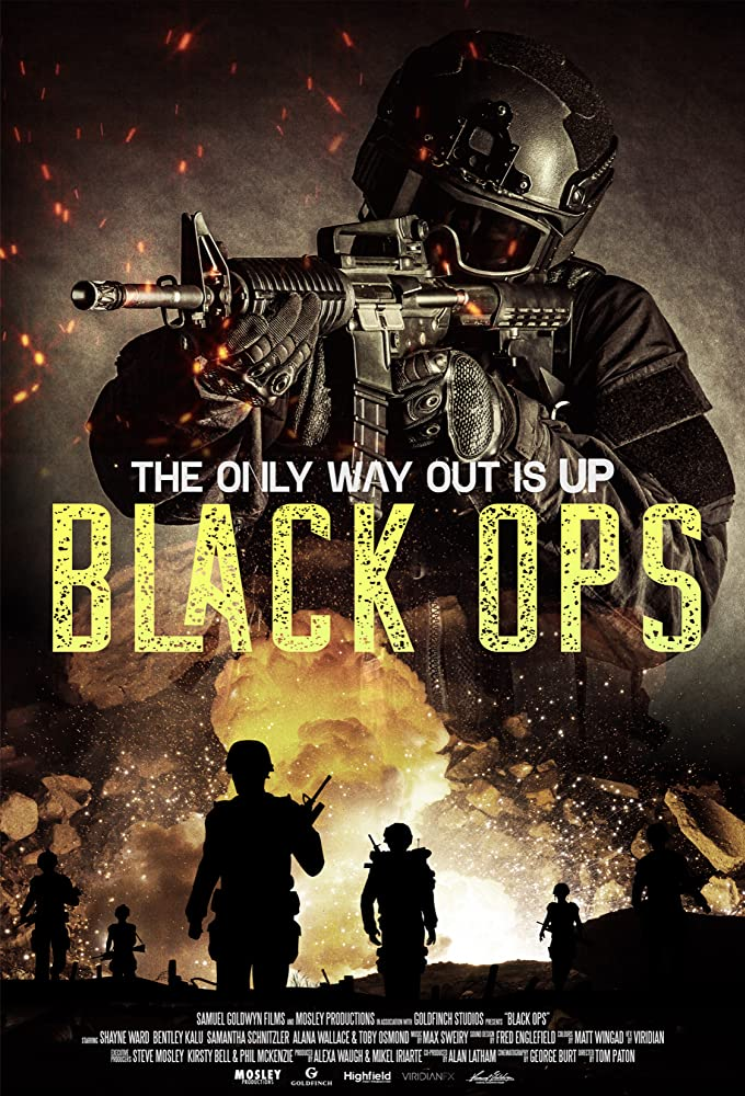 Black Ops (2019) Hindi Subtitles 720p Web-DL Full Movie Free Download
