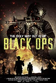 Black Ops Poster
