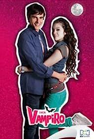 Santiago Talledo and Greeicy Rendón in Chica Vampiro (2013)