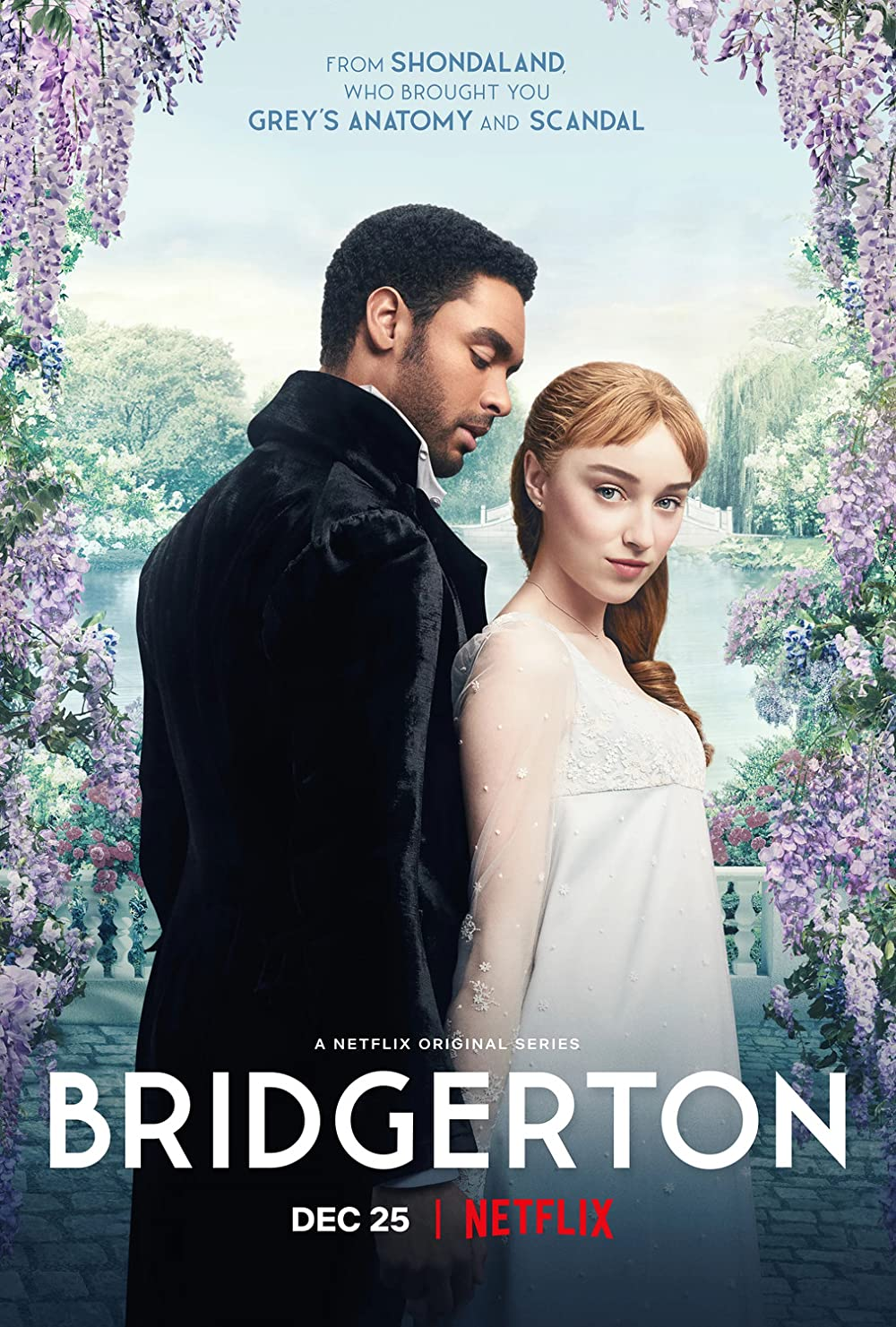 Bridgerton S01 (2020) Hindi Dubbed Netflix Complete Web Series HDRip 1.5GB
