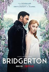 Regé-Jean Page and Phoebe Dynevor in Bridgerton (2020)