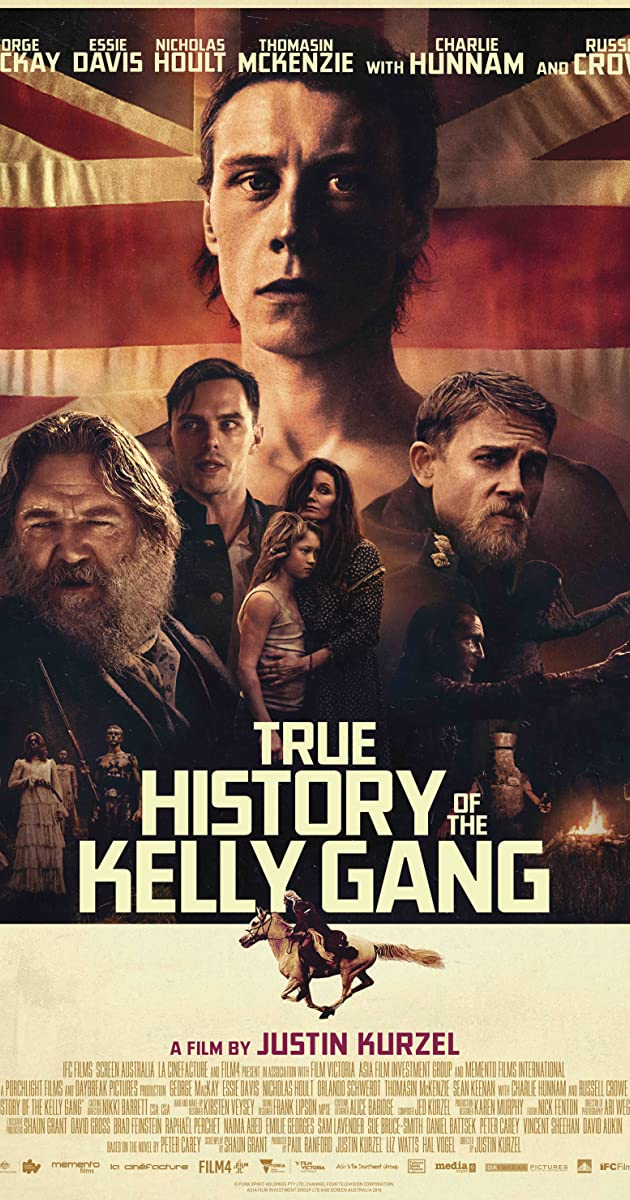 True History of the Kelly Gang (0) Subtitles
