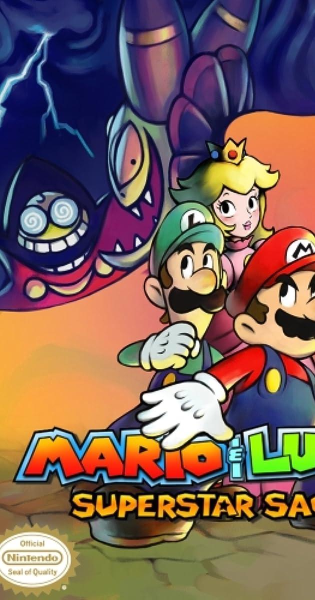 Mario Luigi Superstar Saga Video Game 2003 Imdb