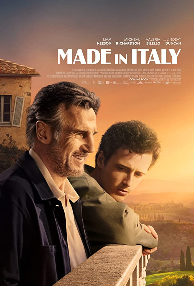 Made in Italy (2020) English 720p HDRip Esubs DL