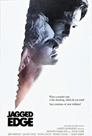 Jagged Edge Poster