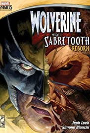 Wolverine Versus Sabretooth: Reborn Poster