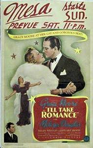 Cinemark movies I'll Take Romance [4K