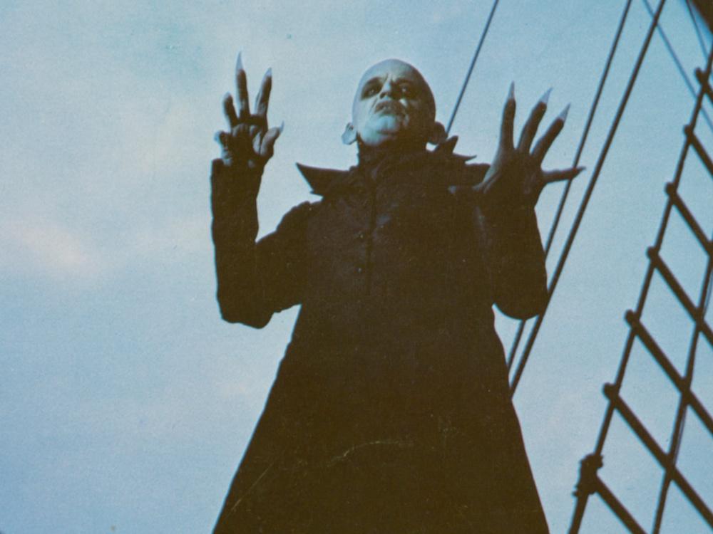 Klaus Kinski in Nosferatu: Phantom der Nacht (1979)