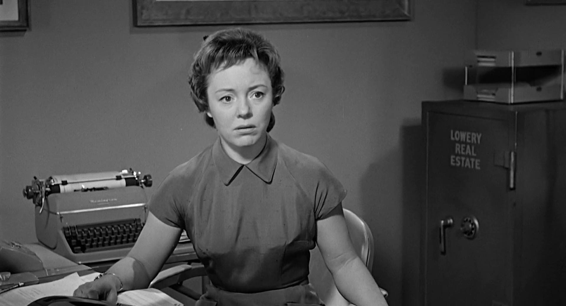 Patricia Hitchcock in Psycho (1960)