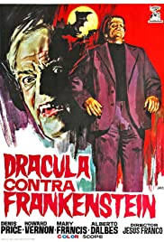 Dracula, Prisoner of Frankenstein Poster