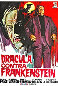 Primary photo for Dracula, Prisoner of Frankenstein
