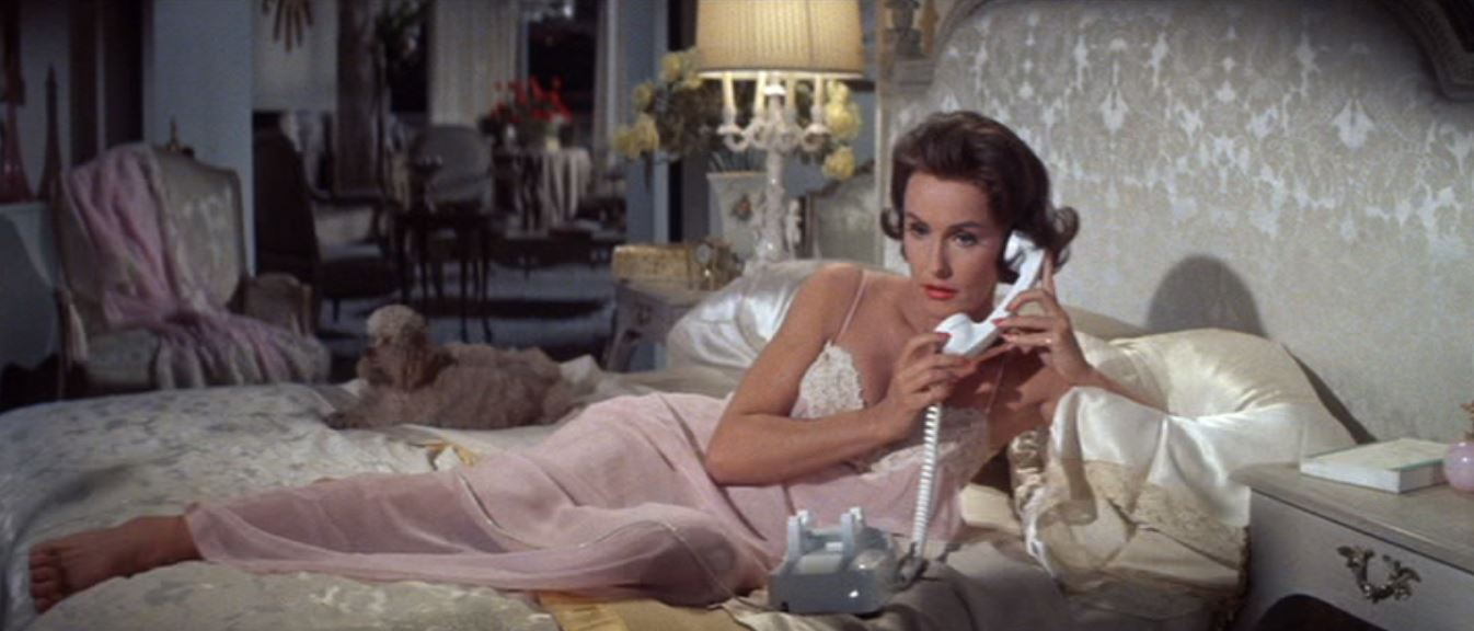 Dina Merrill in The Courtship of Eddie's Father (1963)