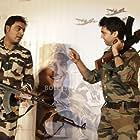 Vivek Rana and Deepak Kingrani at an event for War Chod Na Yaar (2013)