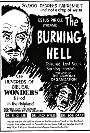 The Burning Hell Poster
