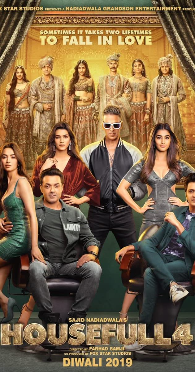 Housefull 4 - 2019 [PDVDRiP]