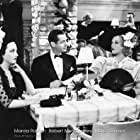 Marion Davies, Robert Montgomery, and Marcia Ralston in Ever Since Eve (1937)