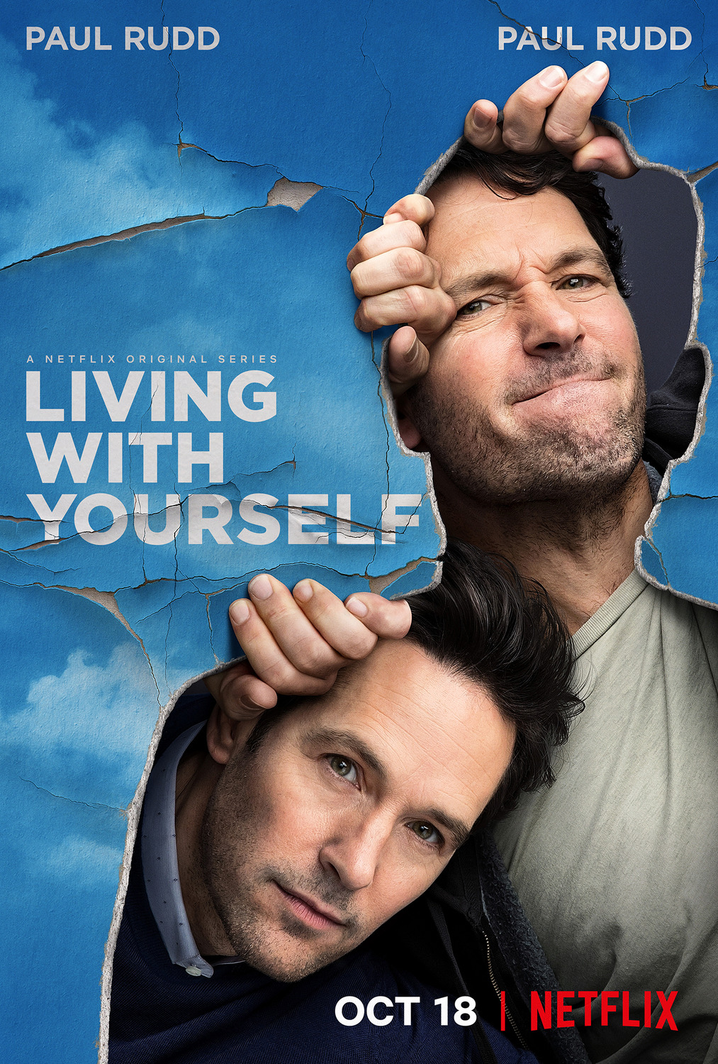 Gyvenimas su savimi (1 Sezonas) / Living with Yourself Season 1