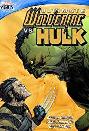 Ultimate Wolverine vs. Hulk Poster