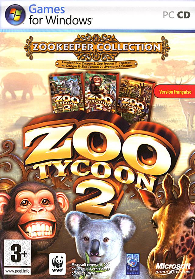 Zoo Tycoon 2: African Adventure (2006)