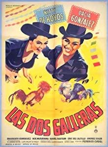 Website to watch free old movies Las dos galleras [BRRip]