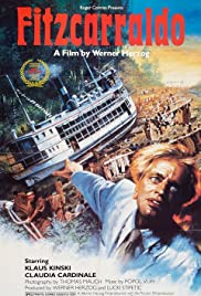 Fitzcarraldo (1982) Poster - Movie Forum, Cast, Reviews