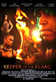 Keeper of the Flame Poster