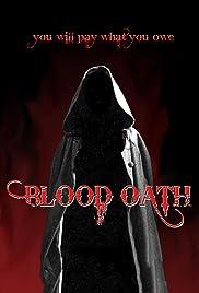 Blood Oath Poster