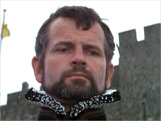Ian Holm in Mary, Queen of Scots (1971)