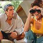 Dana Ashbrook and Elizabeth Gracen in Sundown: The Vampire in Retreat (1989)