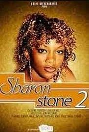 Sharon Stone 2 Poster