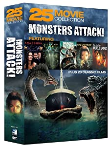 Monsters Attack!: 25 Movie Collection 720p movies