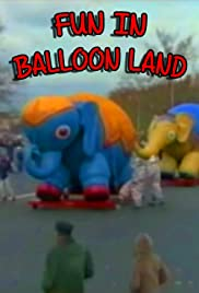 Fun in Balloon Land Poster